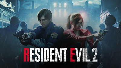 RESIDENT EVIL 2 / BIOHAZARD RE:2 cover