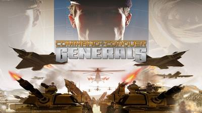 Command & Conquer: Generals Deluxe Edition cover