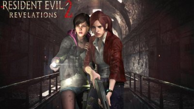 Resident Evil Revelations 2 Completed Edition cover