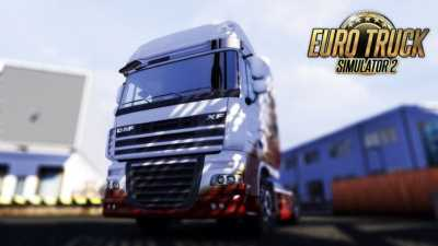 Euro Truck Simulator 2 Completed