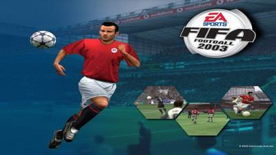 FIFA 2003 (2002) (Chưa Up Link) cover