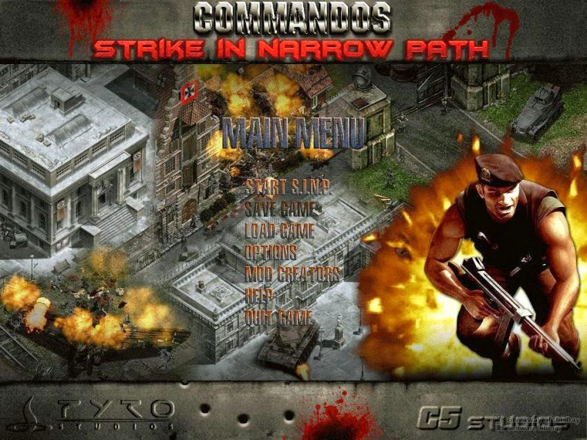 Commandos Strike In Narrow Path 1999 (MOD)