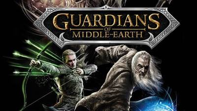 Guardians of Middle Earth cover
