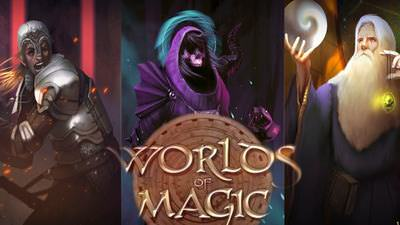 Worlds of Magic cover
