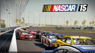 NASCAR 15 Victory Edition cover
