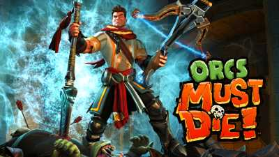 Orcs Must Die! cover
