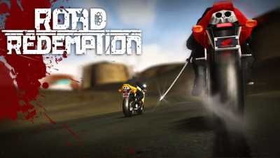 Road Redemption Early Access
