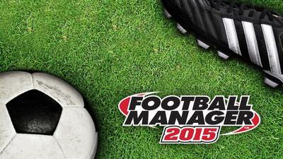 Football Manager 2015 (2014) cover