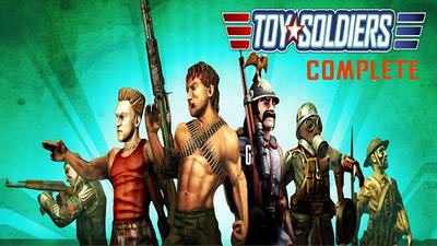 Toy Soldiers: Complete cover