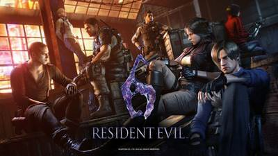 Resident Evil 6 Completed Edition