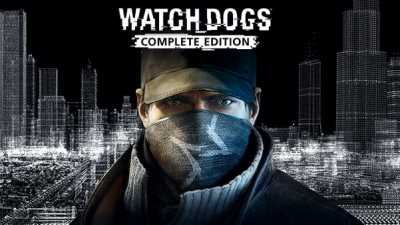 Watch Dogs Completed Edition cover