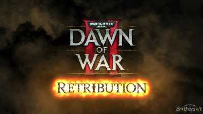 Warhammer 40000: Dawn of War 2: Retribution Completed Edition cover
