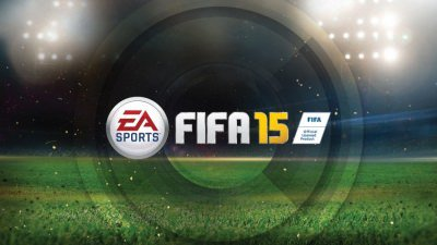 FIFA 15 Ultimate Team cover