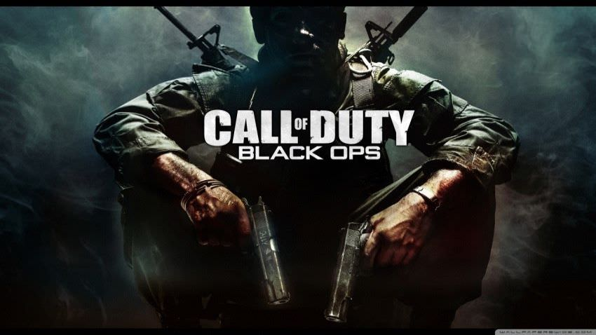Call Of Duty Black Ops Complete