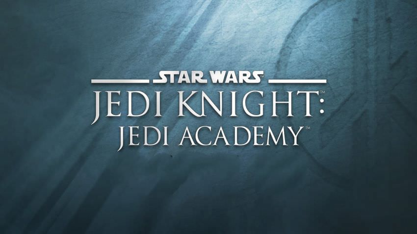Star Wars: Jedi Knight Jedi Academy