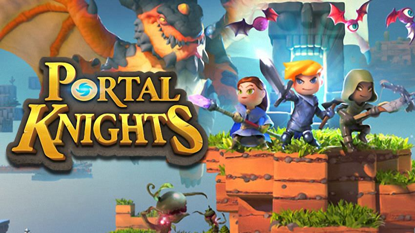 Portal Knights Early Access
