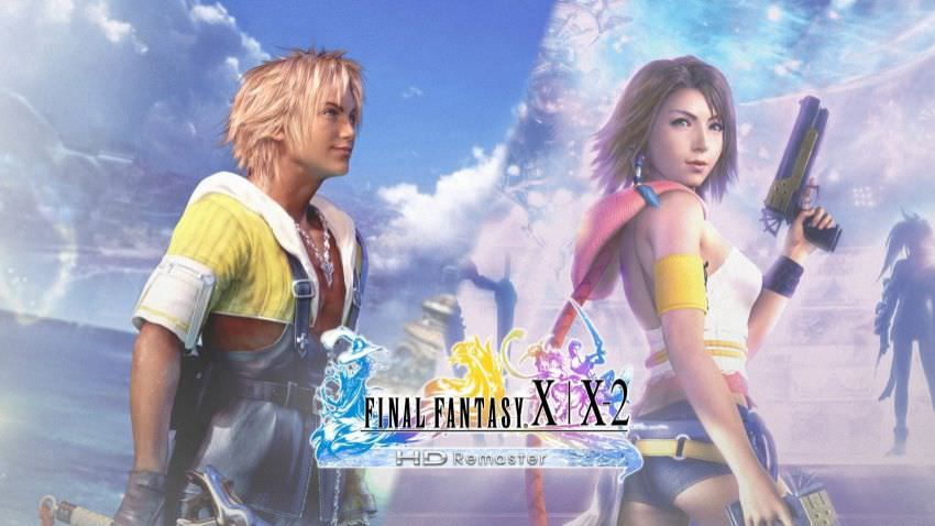 FINAL FANTASY X-X-2 HD Remaster