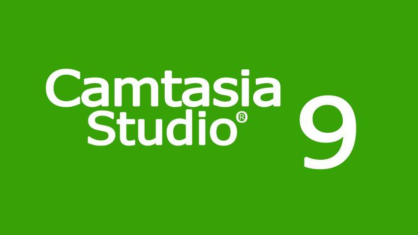TechSmith Camtasia Studio 9 cover