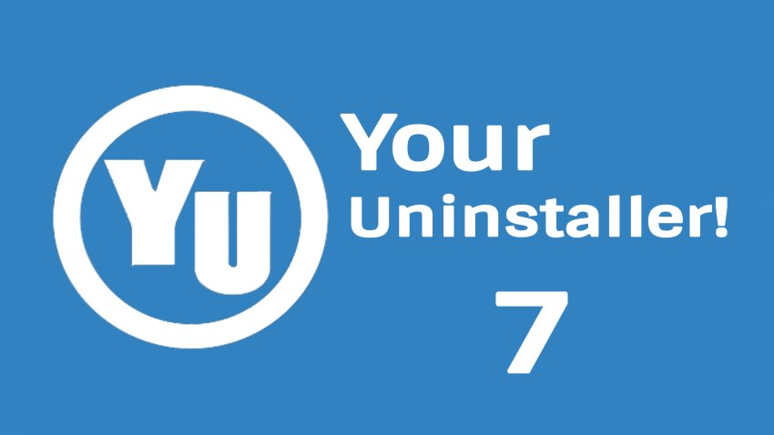 Your Uninstaller! Pro 7