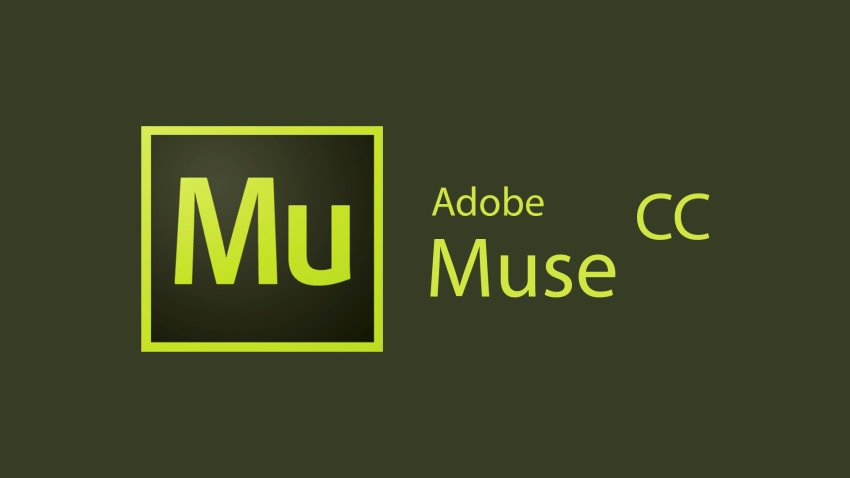Adobe Muse CC cover