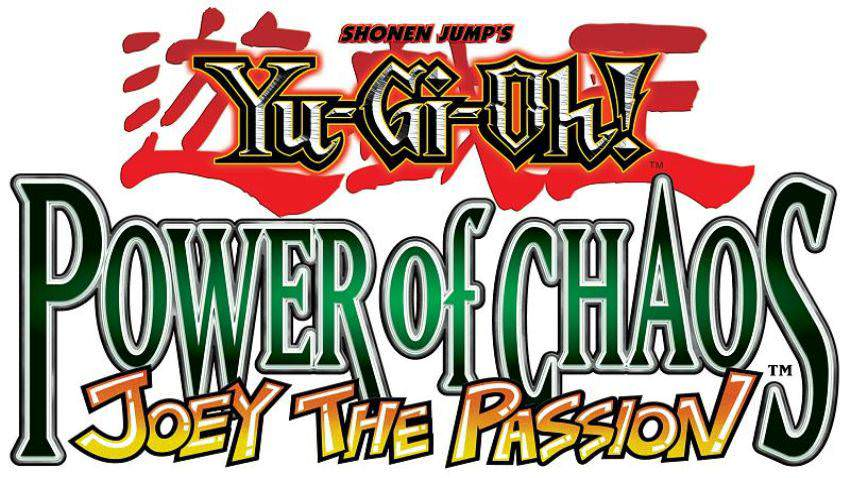 Yu Gi Oh! : Power Of Chaos Joey The Passion