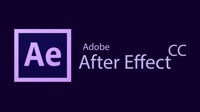 Adobe After Effect CC 2017 cover