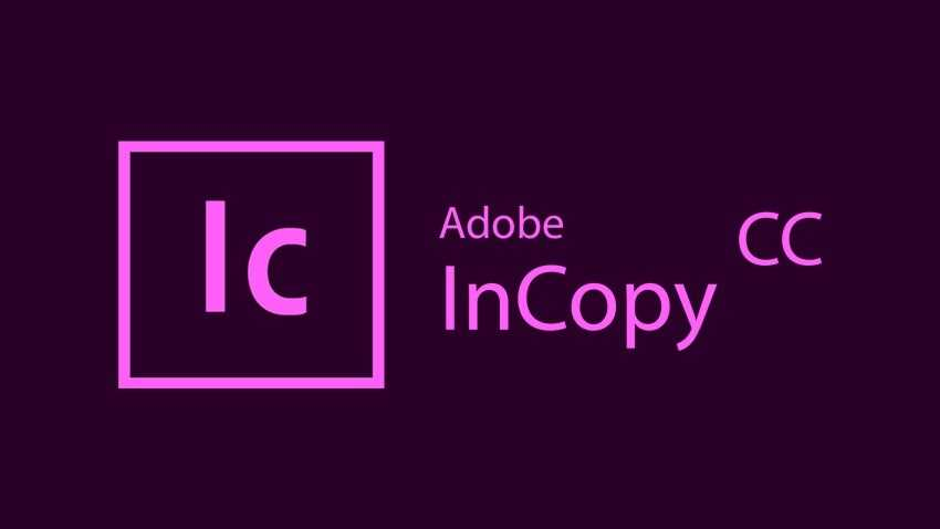 Adobe InCopy CC 2017 cover