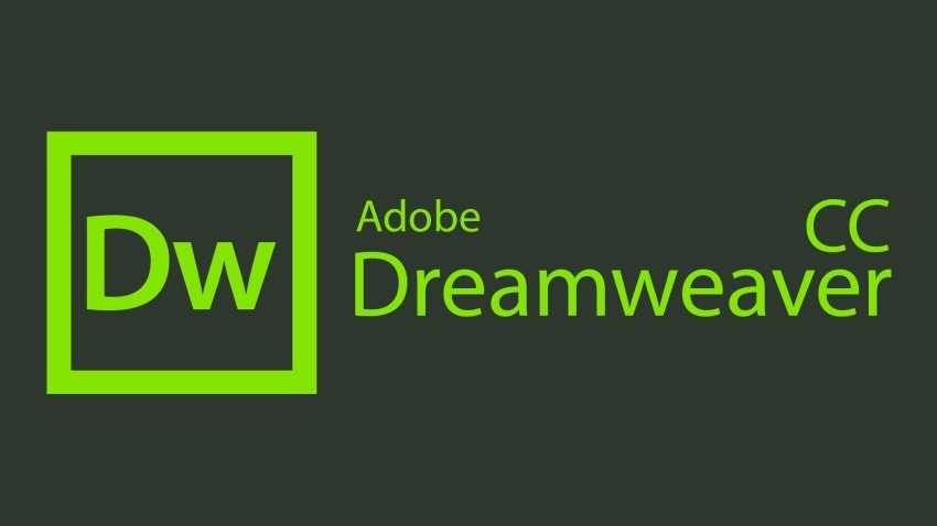 Adobe Dreamweaver CC 2017 cover