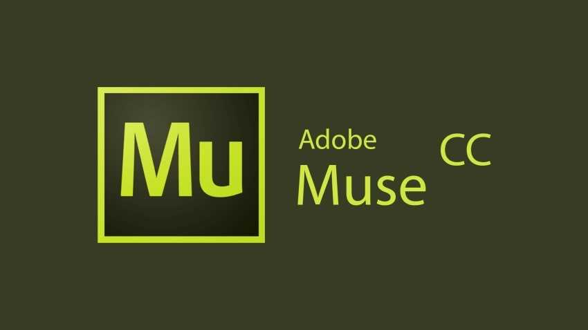 Adobe Muse CC 2017 cover