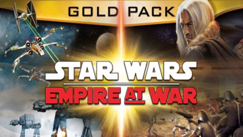 Star Wars Empire At Wars Gold Edition