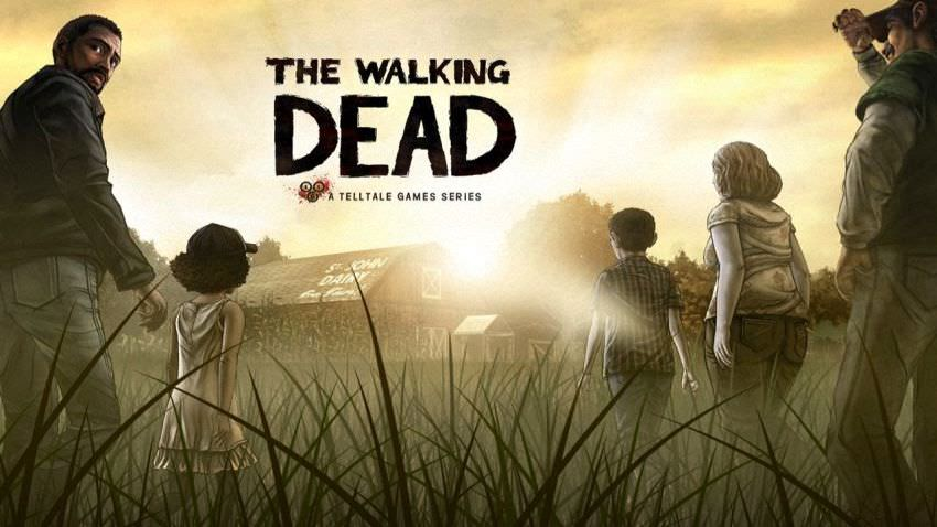 The Walking Dead Game of the Year