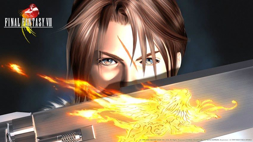 Final Fantasy 8 Steam Edition