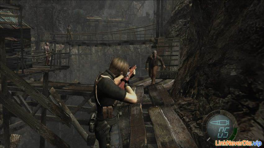 Resident Evil 4 Ultimate HD Edition - Tải game miễn phí